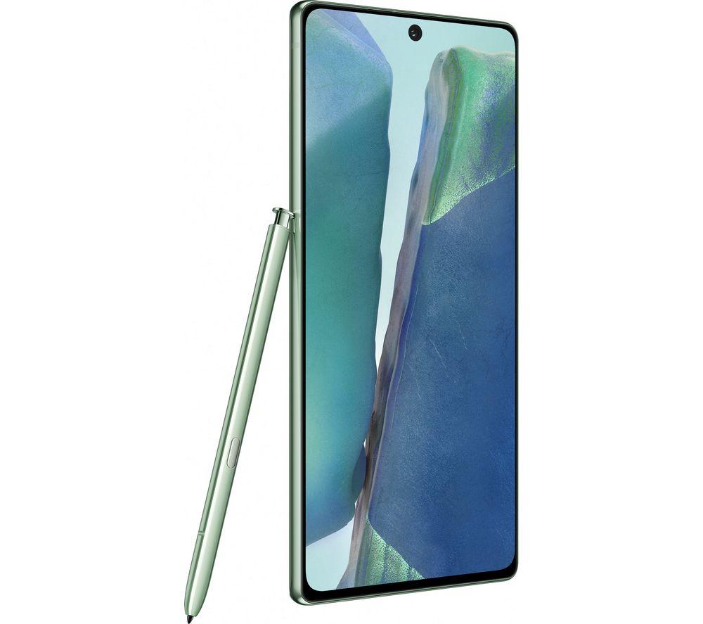 SAMSUNG Galaxy Note20 - 256 GB, Mystic Green