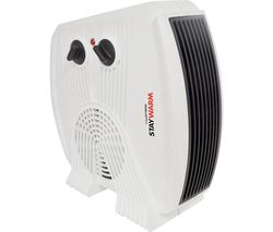 StayWarm F2035WH Hot & Cool Fan Heater - White
