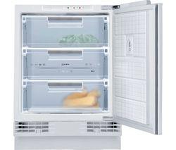 N50 G4344XFF0G Integrated Undercounter Freezer