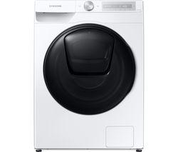 AddWash WD90T654DBH/S1 WiFi-enabled 9 kg Washer Dryer – White