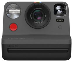Now Instant Camera - Black