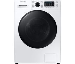 Series 5 ecobubble WD80TA046BE/EU 8 kg Washer Dryer - White