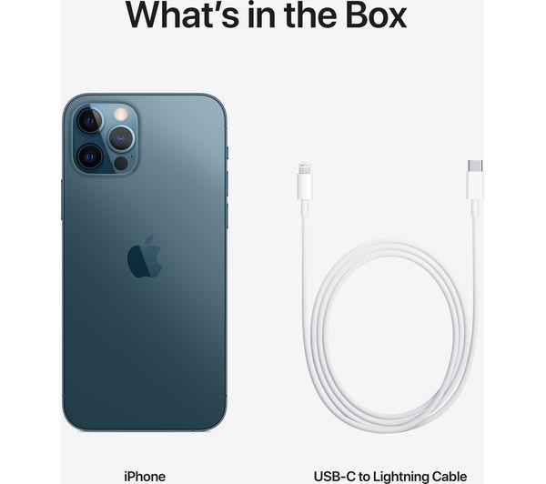 Apple iPhone 12 Pro - 128 GB, Pacific Blue 4