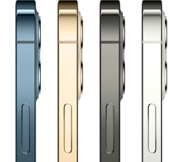 Apple iPhone 12 Pro - 128 GB, Pacific Blue 5
