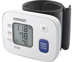 RS2 HEM-6161-E Wrist Blood Pressure Monitor