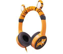 PBTIGHP Kids Headphones - Charlie the Tiger