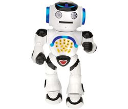 Powerman Educational Robot - Black & White