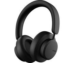 Miami Wireless Bluetooth Noise-Cancelling Headphones - Midnight Black