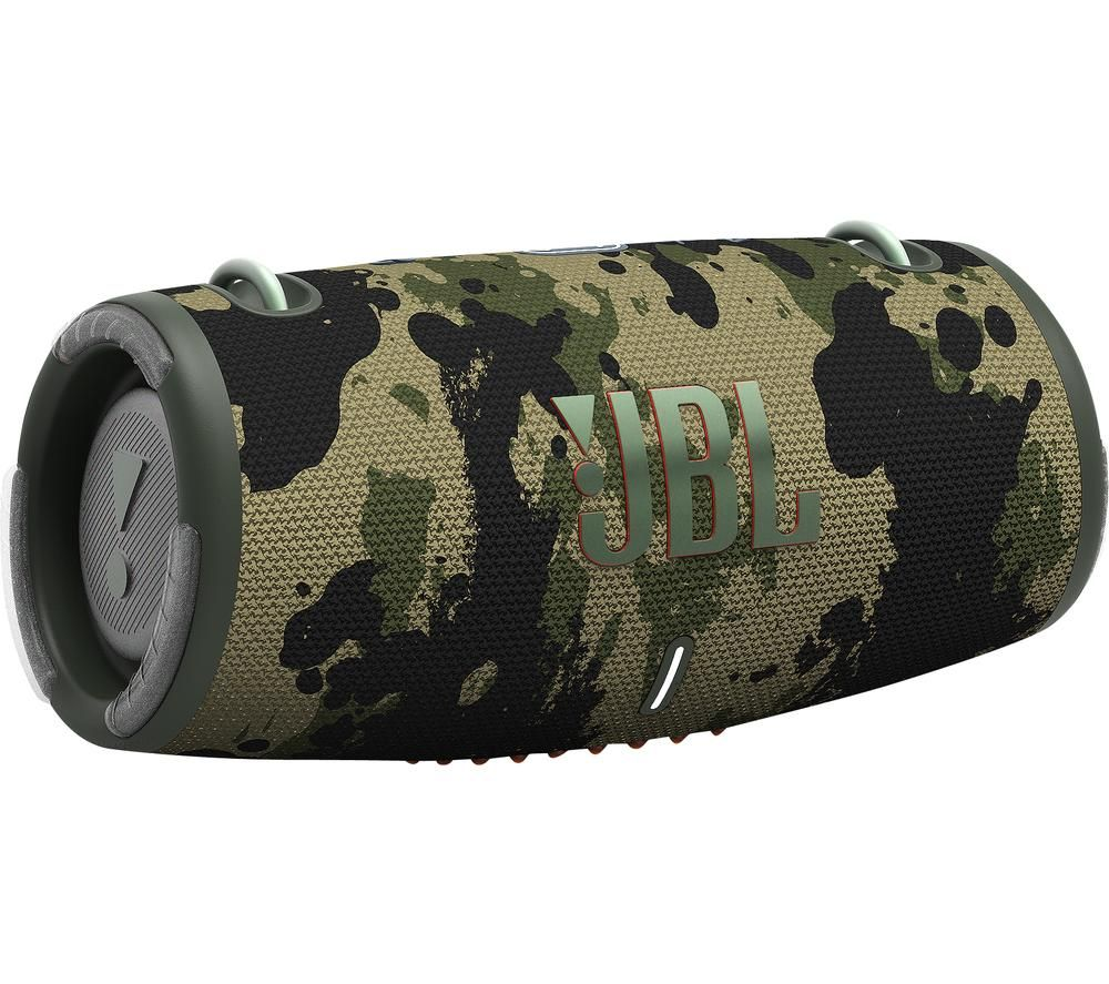 JBL Xtreme 3 Portable Bluetooth Speaker - Squad Camo
