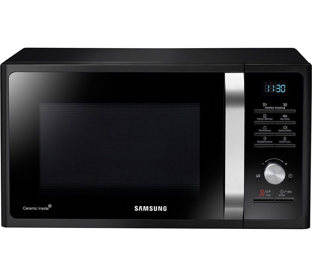 SAMSUNG MS28F303TFK/EU Solo Microwave - Black