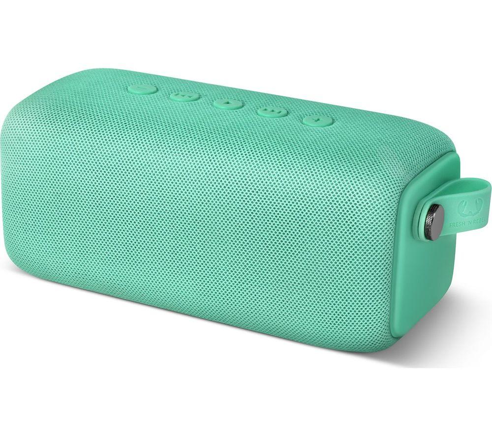 FRESH N REBEL Rockbox Bold M Portable Bluetooth Speaker - Peppermint