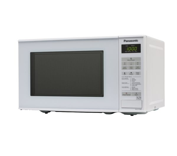 Panasonic Nn E271wmbpq Solo Microwave White