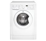 INDESIT Ecotime IWDD7143 Washer Dryer - White