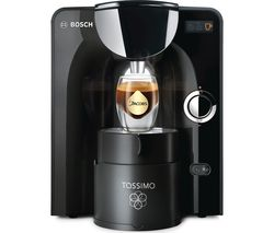 TASSIMO by Bosch Charmy TAS5542GB Hot Drinks Machine - Black & Chrome