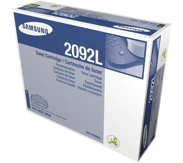 SAMSUNG MLT-D2092L Black Toner Cartridge