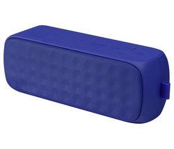 JVC SP-AD70-A Portable Bluetooth Wireless Speaker - Blue