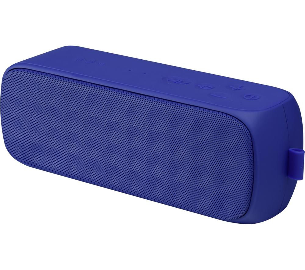 buy jvc sp ad70 a portable bluetooth wireless speaker blue free delivery currys. Black Bedroom Furniture Sets. Home Design Ideas