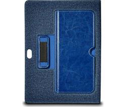 MAROO Kickstand Folio Surface 3 Case - Woodland Blue