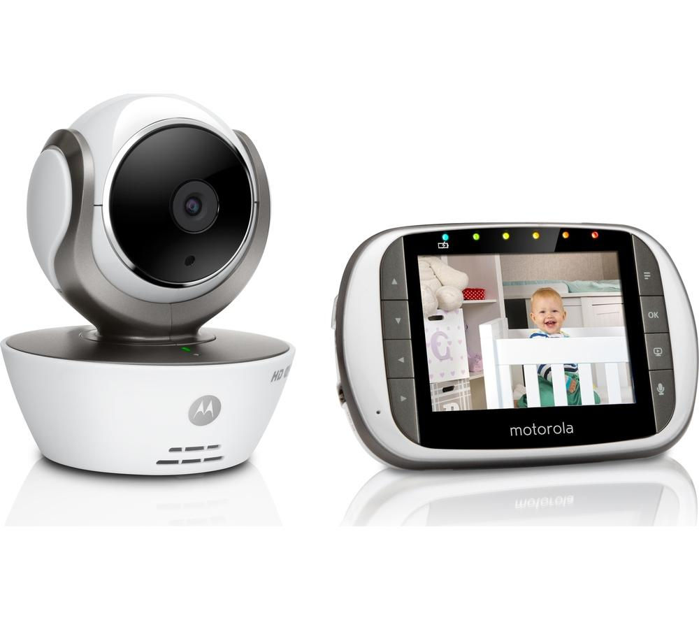 Buy MOTOROLA MBP853 Connect Wireless Baby Monitor | Free