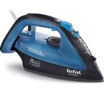 TEFAL Ultraglide FV4043 Steam Iron - Black & Blue