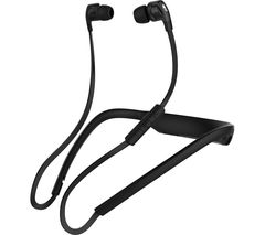 SKULLCANDY Smokin Bud 2 Wireless Bluetooth Headphones - Black & Chrome