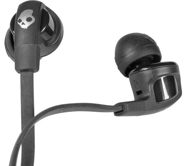 skullcandy smokin bud 2 wireless bluetooth headphones black chrome deals pc world. Black Bedroom Furniture Sets. Home Design Ideas
