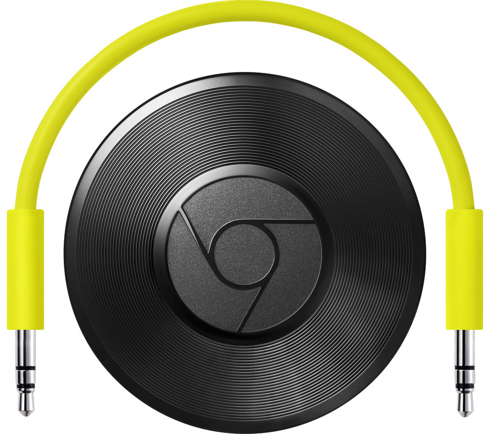 Compare retail prices of Google Chromecast Audio to get the best deal online