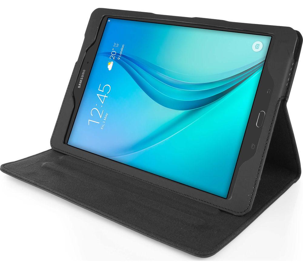 "LOGIK 9.6"" Samsung Galaxy Tab E Starter Kit - Black"