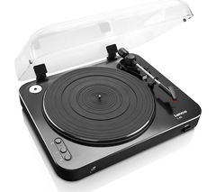 LENCO L-85 Belt Drive Turntable - Black