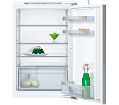 NEFF N50 KI1212F30G Integrated Fridge - White