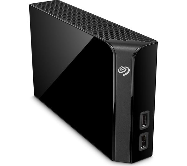 Buy Seagate Backup Plus External Hard Drive 4 Tb Black Free Delivery Currys