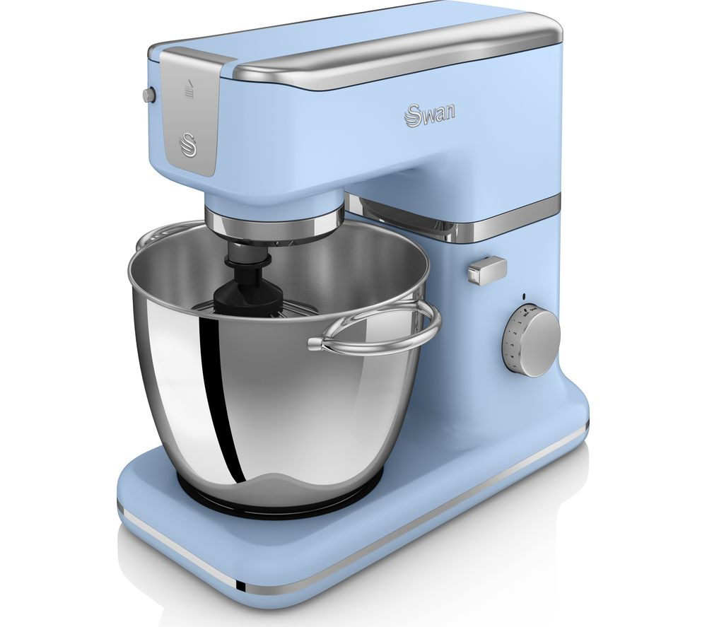 SWAN Retro SP21010BLN Stand Mixer - Blue