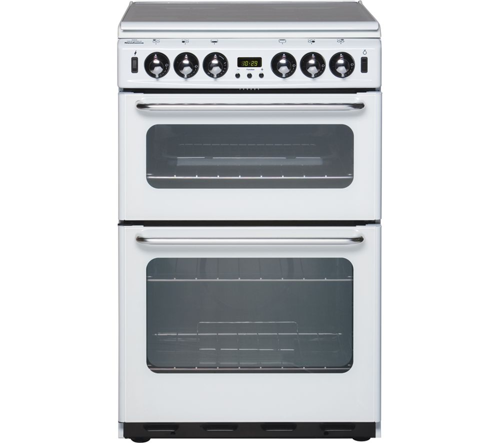 NEW WORLD NH 550TSIDOM 55 cm Gas Cooker - White