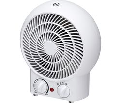 ESSENTIALS C20FHW17 Fan Heater - White