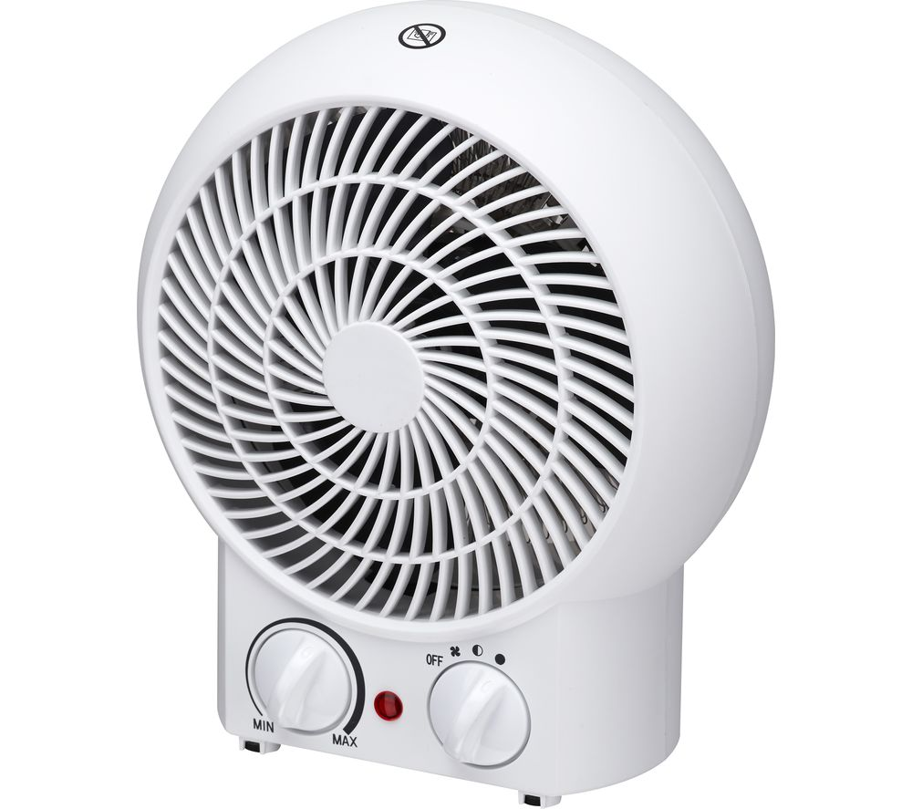 Hvac Cooling Fan : Buy essentials c fhw fan heater white free delivery