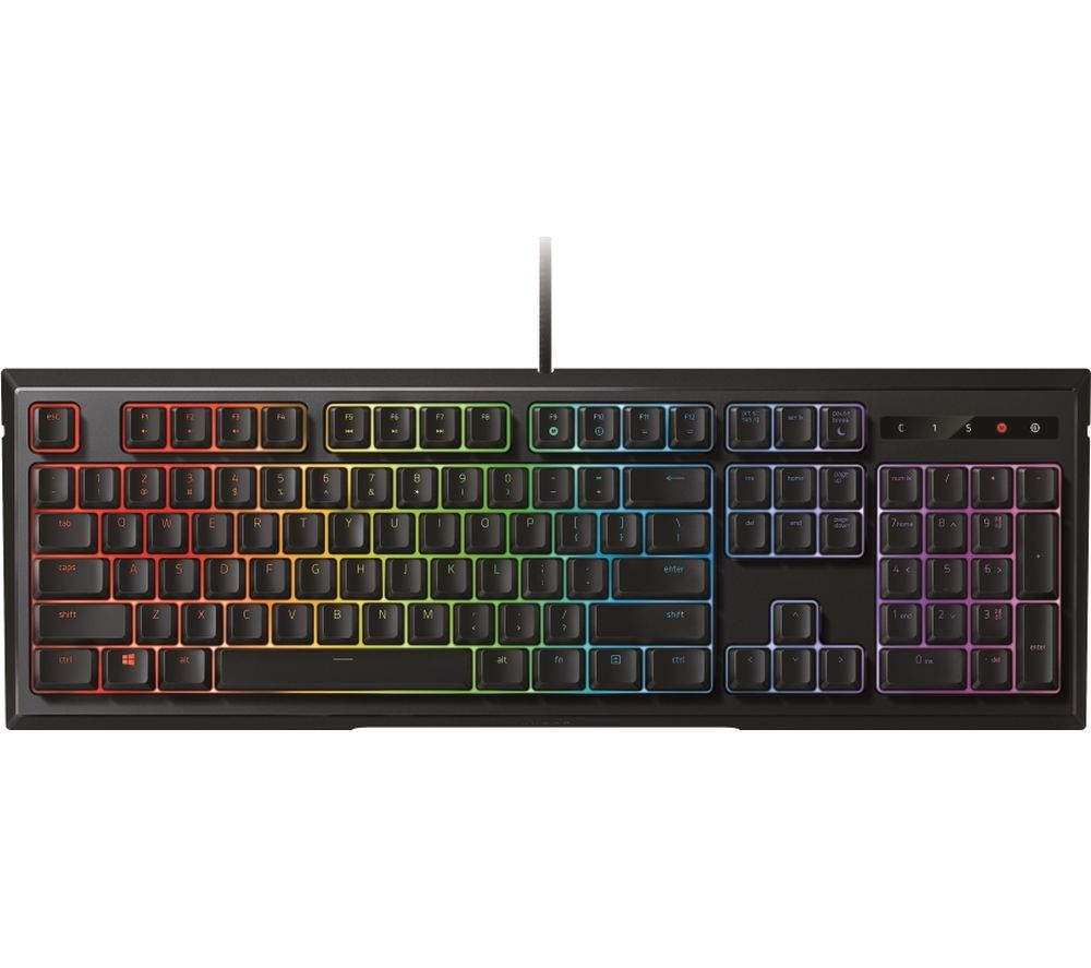 RAZER Ornata Chroma Mechanical Membrane Gaming Keyboard