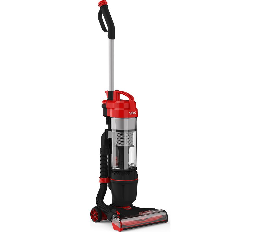 VAX Mach Air Revive UCA2GEV1 Upright Bagless Vacuum Cleaner - Grey & Red