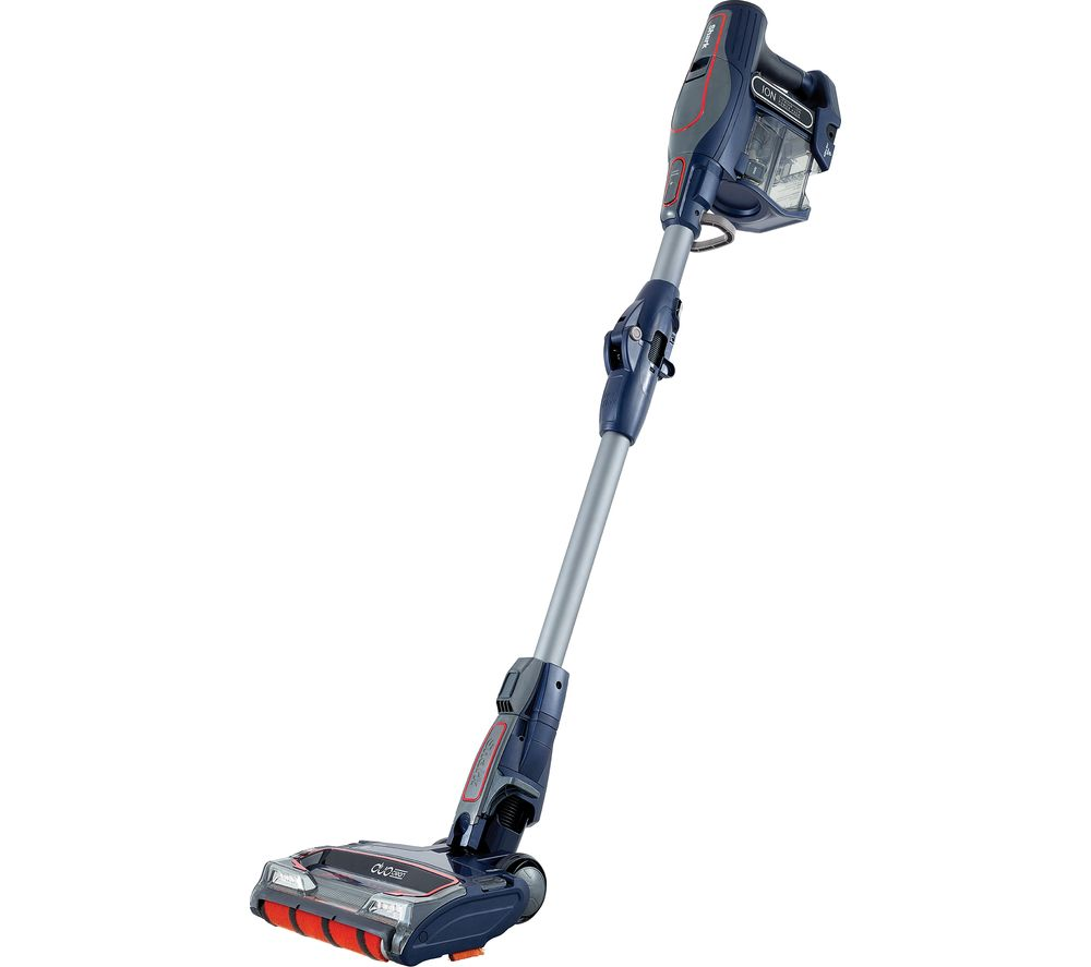 SHARK IF250UKT True Pet Cordless Vacuum Cleaner with DuoClean & Flexology - Navy