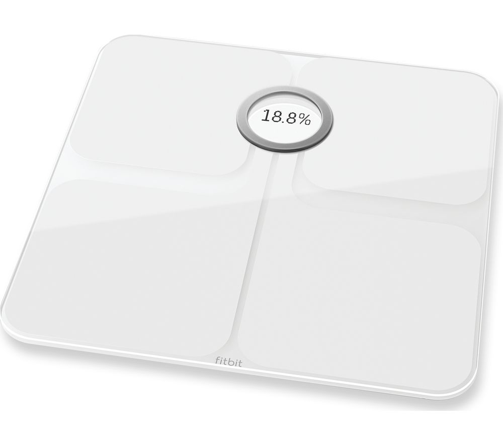 FITBIT Aria 2 Smart Scale - White
