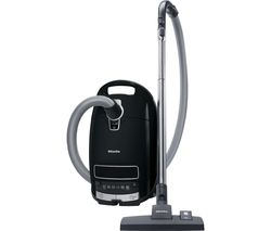 MIELE Complete C3 PowerLine Cylinder Vacuum Cleaner - Black