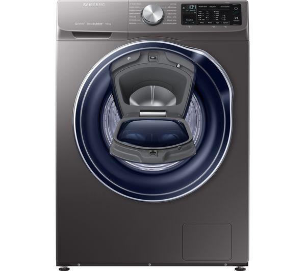 buy samsung quickdrive ww90m645opx smart 9 kg 1400 spin. Black Bedroom Furniture Sets. Home Design Ideas
