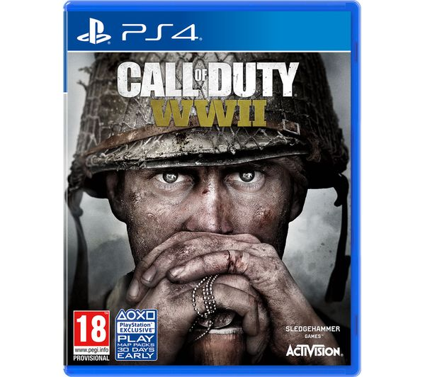 Image of PS4 Call of Duty WWII