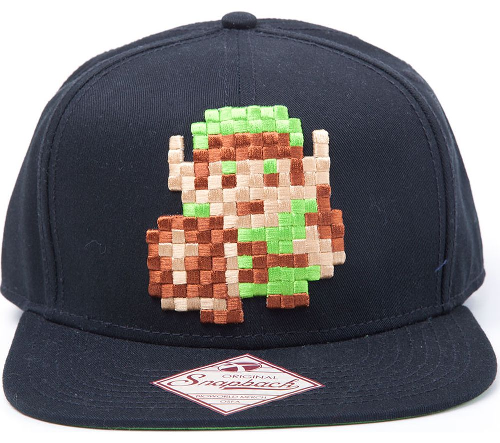 Compare prices for Zelda 8-Bit Link Baseball Cap