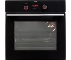 1143.3TSB Electric Oven - Black