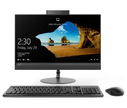 "LENOVO IdeaCentre 520-22AST 21.5"" All-in-One PC - Black"