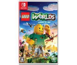 NINTENDO LEGO Worlds