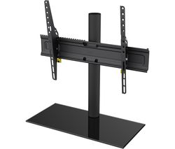 AVF B602BB 550 mm TV Stand with Bracket - Black