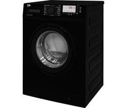 BEKO WTG741M1B 7 kg 1400 Spin Washing Machine - Black
