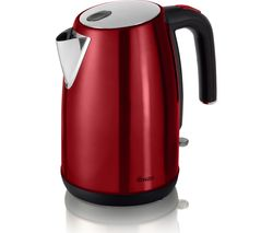SWAN Bullet Jug Kettle - Red