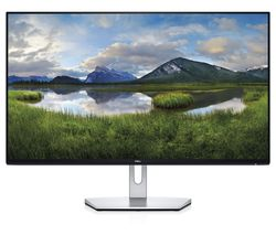"DELL S2719H Full HD 27"" IPS Monitor - Black"